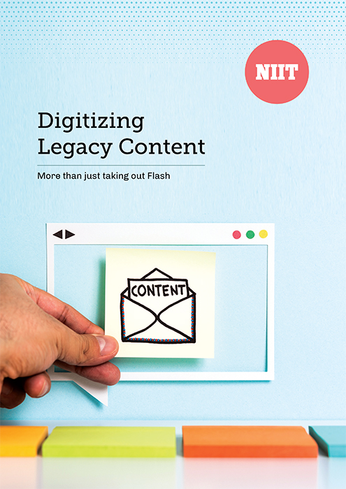 Digitizing Legacy Content